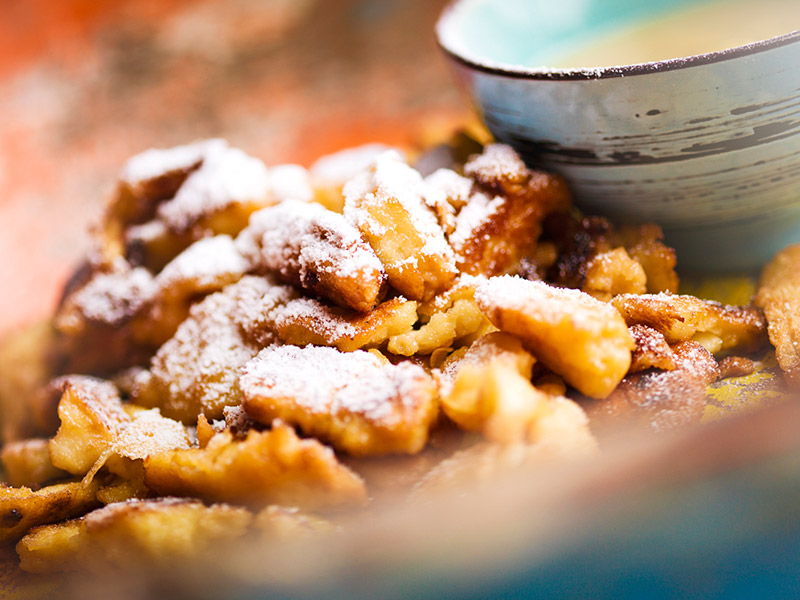 [Translate to en:] Kaiserschmarren